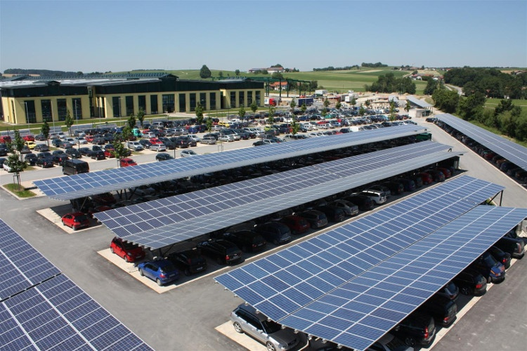 Solar Car Parks - The Future