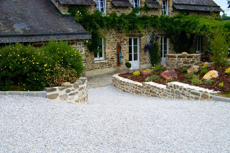 Stabilise Your Sloping Gravel Driveway